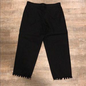 J Crew crop pants